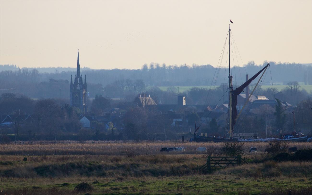 Faversham view