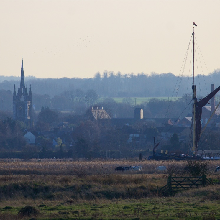 Faversham view