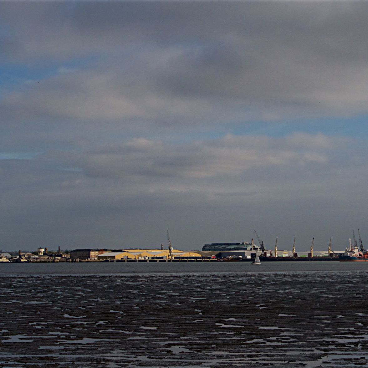 The Port of Sheerness