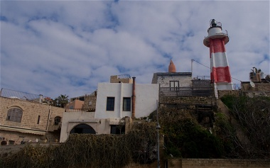 Jaffa's lighthouse