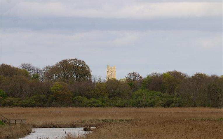 Walberwsick church