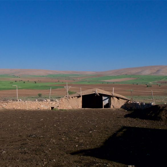 Yayla or seasonal farmstead
