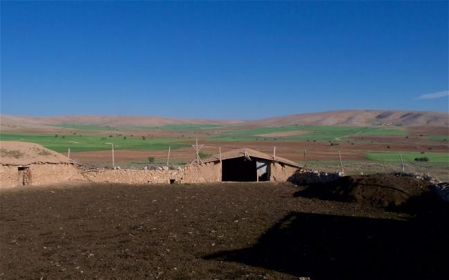 Yayla or seasonal farmstead