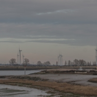 The Crouch Estuary at Wallasea Island