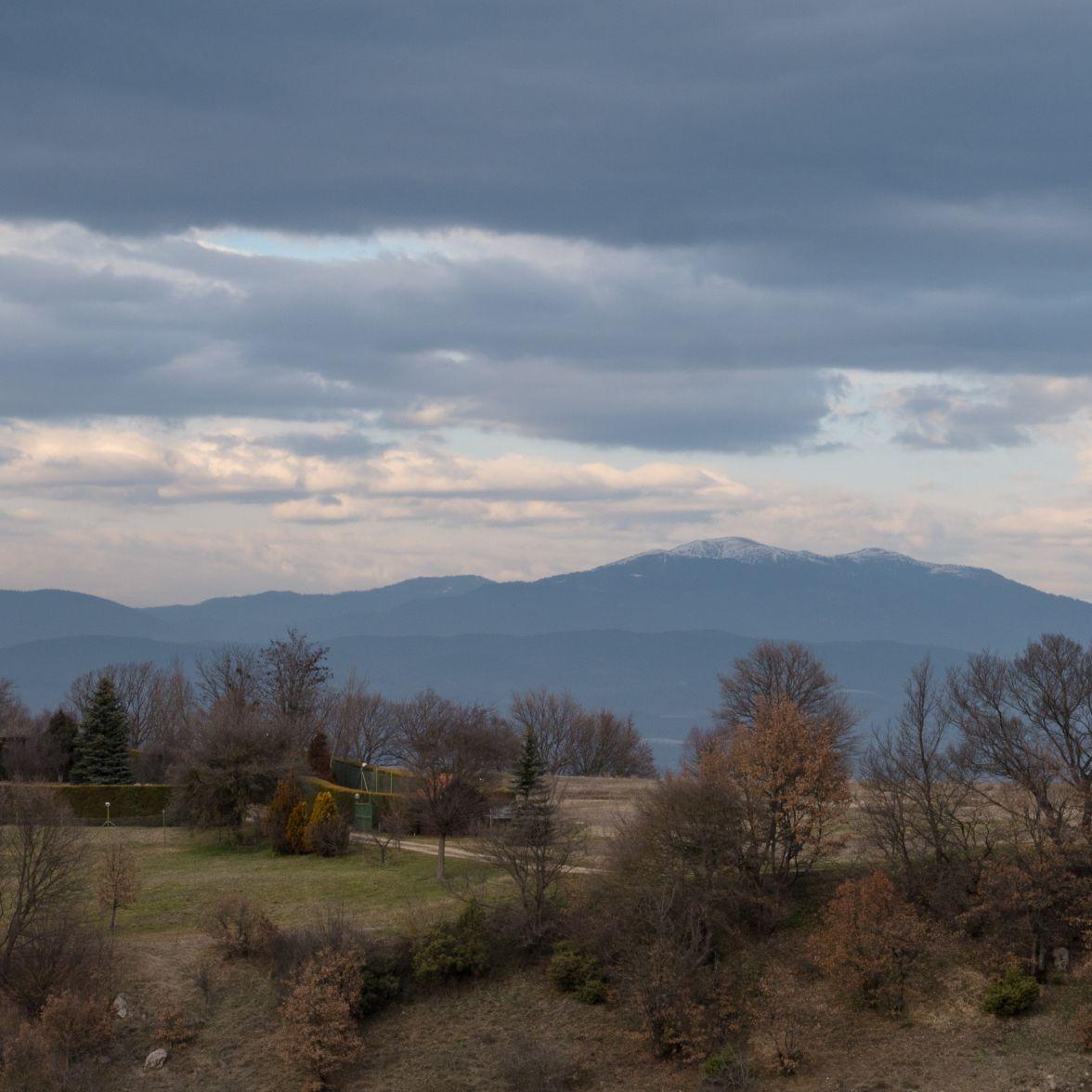 Hills around Bolu