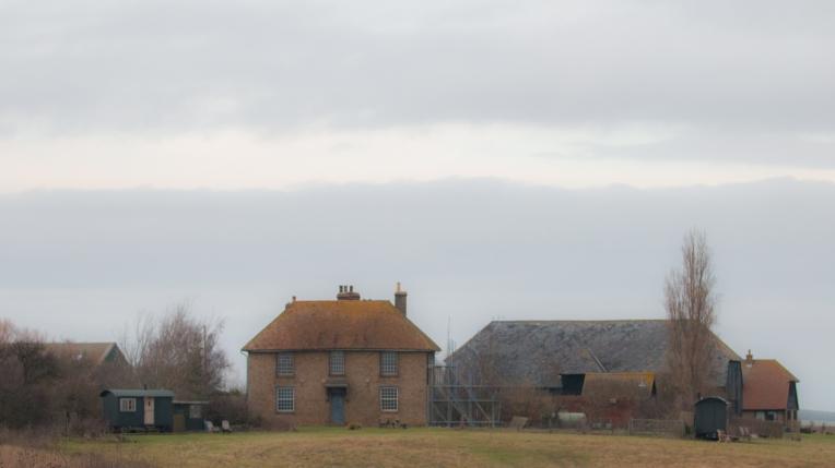 Kingshill farmhouse and barns