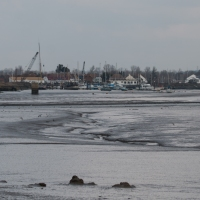 Heybridge Basin and Northey Island