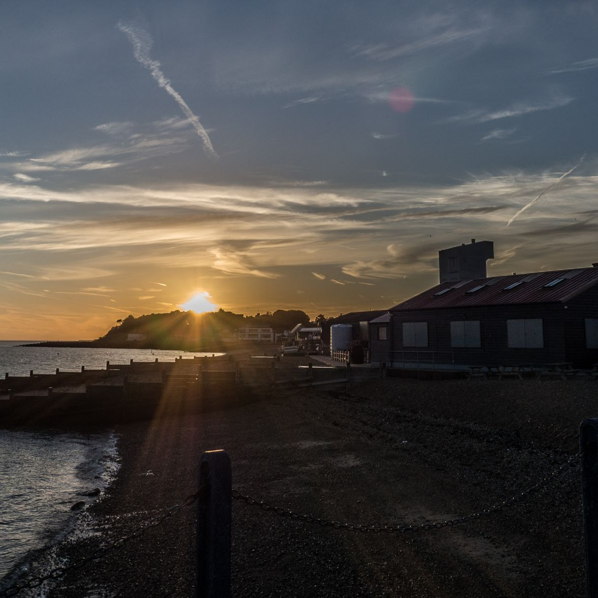 Whitstable dawn